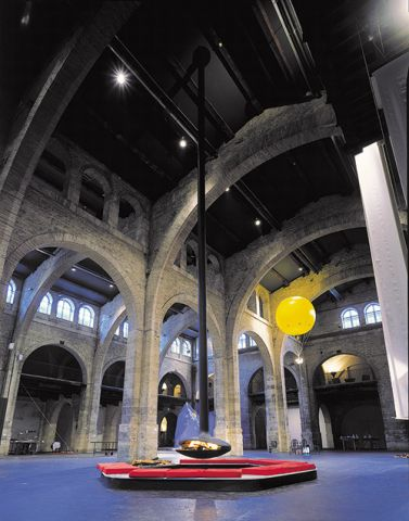 Museo d'Arte Contemporanea  (Bordeaux 1996)