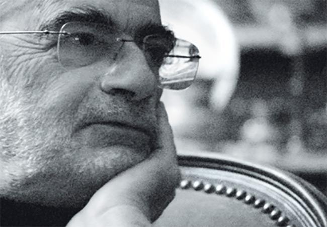 Portrait de Dominique Imbert